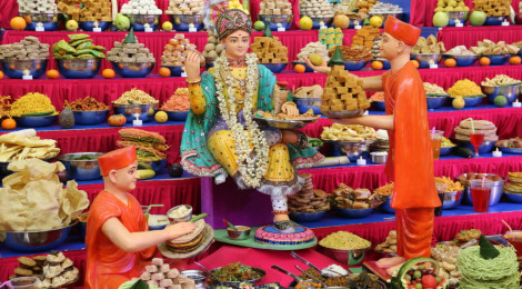 Diwali & Hindu New Year Celebrations Across North America - 2018