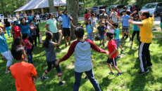 Father's Day Picnic by New Jersey Temple