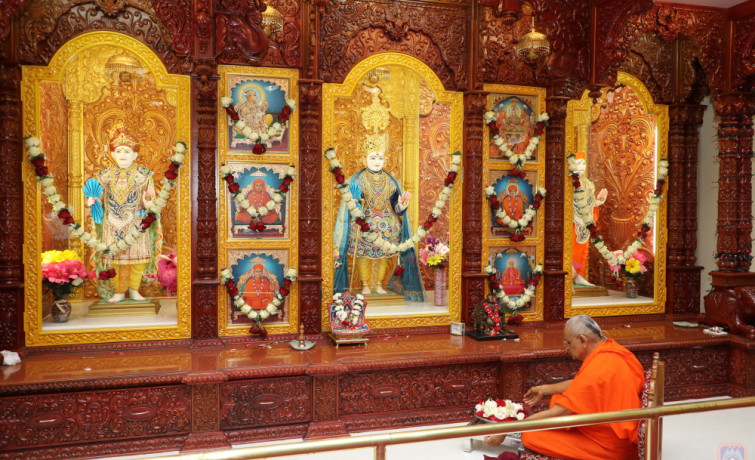 Shree Swaminarayan Temple, California 7th Patotsav