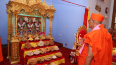 Shree Swaminarayan Temple, Kentucky 5th Patotsav