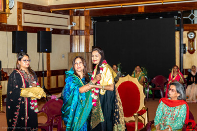 The CEO of Asian Foundation Ms. Meera Pandit warmly welcomed