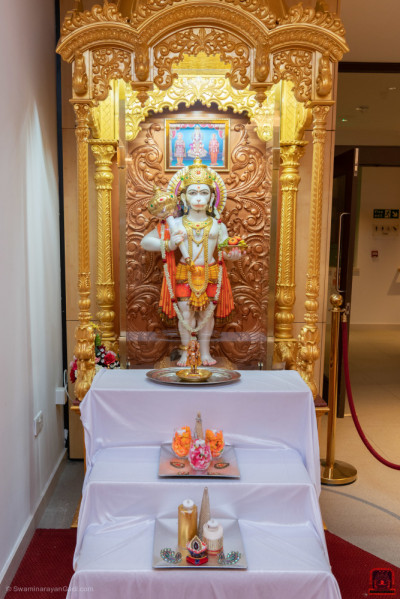 Shree Hanumanji blesses all