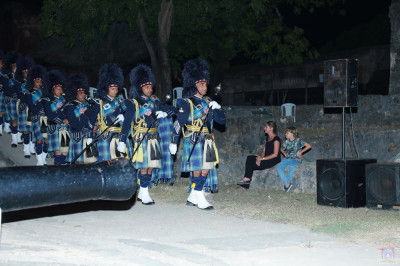 Performance at Fort Jesus
