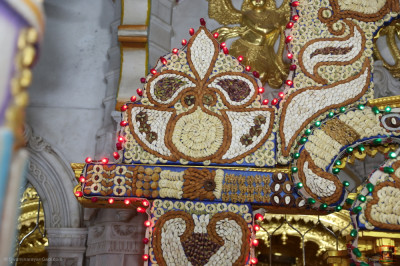 Nuts and dried fruit hindola darshan