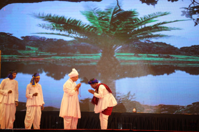 Devotional drama performances continue