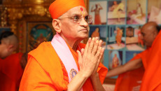 Acharya Swamishree Maharaj's Message to all Disciples Living Around the World