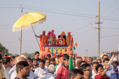 Procession in Salal