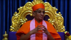 Acharya Swamishree Maharaj's Ashirwad - Arusha 7th January 2019