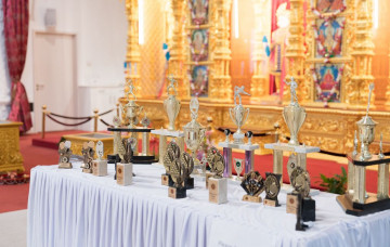 Open Day at Shree Swaminarayan Mandir Kingsbury