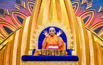 Acharya Swamishree Maharaj's Ashirwad 11th January 2019