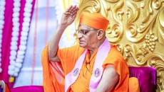Acharya Swamishree Maharaj's Ashirwad 7th December 2018
