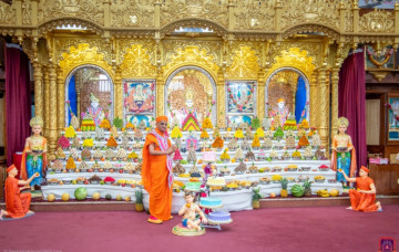 66th Patotsav of Shree Swaminarayan Gadi Temple - Nairobi
