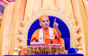 Acharya Swamishree Maharaj's Ashirwad 26th December 2018