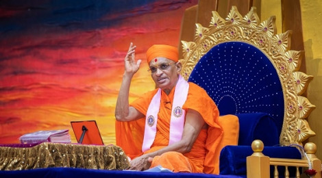 Acharya Swamishree Maharaj's Ashirwad 11th December 2018