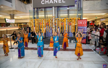 Diwali in Brent Cross