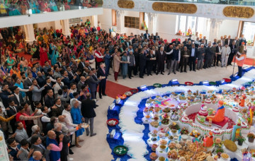 New Years Day - Nootan Varsh at Shree Swaminarayan Mandir Kingsbury