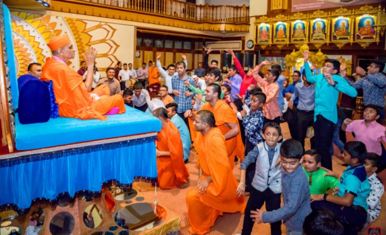 Shree Sadguru Din – Kartik Vad Nairobi 26th Nov 2019
