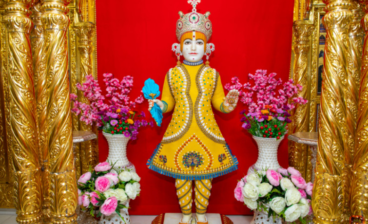 Chandan Darshan at Maninagardham - Friday 14 May 2021