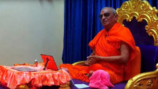 Acharya Swamishree Maharaj's Ashirwad - Arusha 5th January 2019