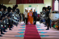 Acharya Swamishree Arrives In Bolton