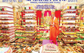 Shree Ghanshyam Vijay - December 2018