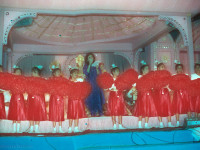 Bhakti Sangeet by Bollywood producers and composers Shree Kalyanjibhai and Shree Anandjibhai during the 1991 Smruti Mandir Mahotsav