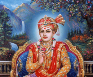 Lord Shree Swaminarayan