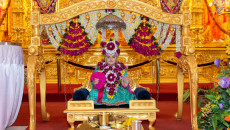 Jeevanpran Shree Abji Bapashree 174th Pragatya Jayanti celebrations - Shree Swaminarayan Mandir Kingsbury