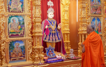 4th Patotsav of Shree Swaminarayan Mandir Kingsbury