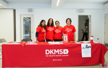 Over 250 new stem cell donors registered at Shree Swaminarayan Mandir Kingsbury