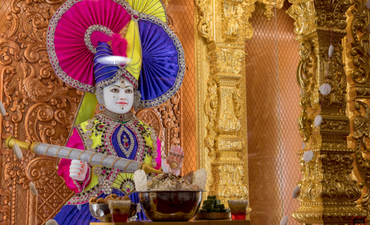Fuldolotsav 2019 at Shree Swaminarayan Mandir Kingsbury