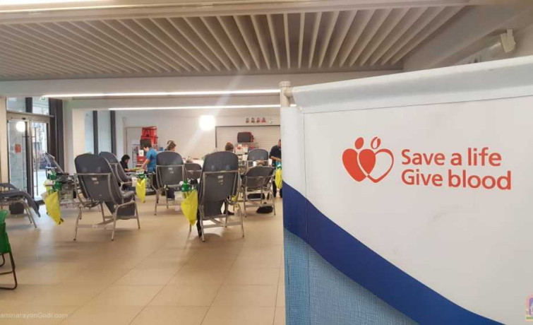26th Blood Donation session