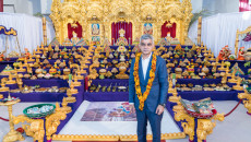 Diwali & Hindu New Year Celebrations at Shree Swaminarayan Mandir Kingsbury