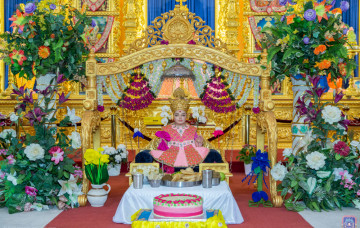 238th Swaminarayan Jayanti - London