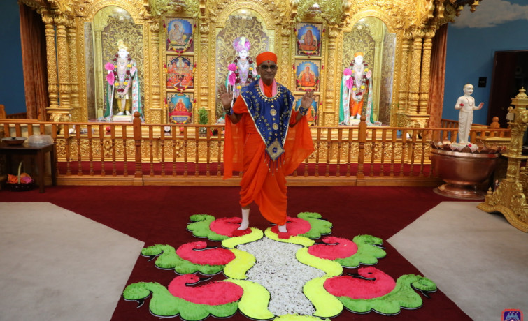 Shree Swaminarayan Temple - Chicago 8th Patotsav