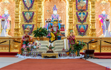 195th Shikshapatri Jayanti Celebrations at Shree Swaminarayan Mandir Kingsbury