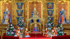 240th Shree Swaminarayan Pragatya Jayanti celebrated at Kingsbury Mandir