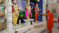 51st Anniversary Celebrations at Shree Swaminarayan Mandir Mumbai