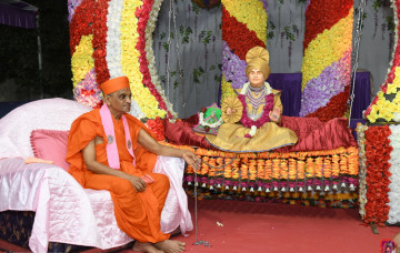 Bavla Mandir's 48th Patotsav Celebrations