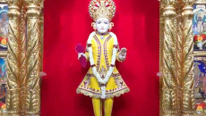 Chandan Darshan of Lord Shree Swaminarayan - Update