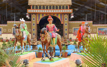 Exhibition - Shree Vachanamrut Dwishatabdi Mahotsav and Shree Abji Bapashree Shatamrut Mahotsav