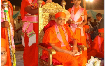 Video: Gujarat Gaurav Acharya Swamishree
