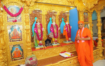 Grand Opening of Shree Swaminarayan Mandir, Ranip
