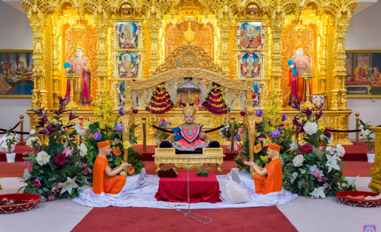 237th Swaminarayan Jayanti - London