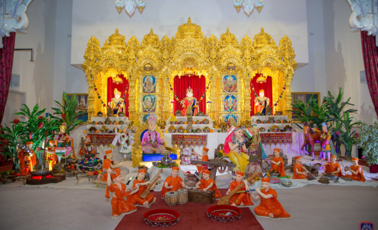 Shakotsav 2019 at Kingsbury Mandir