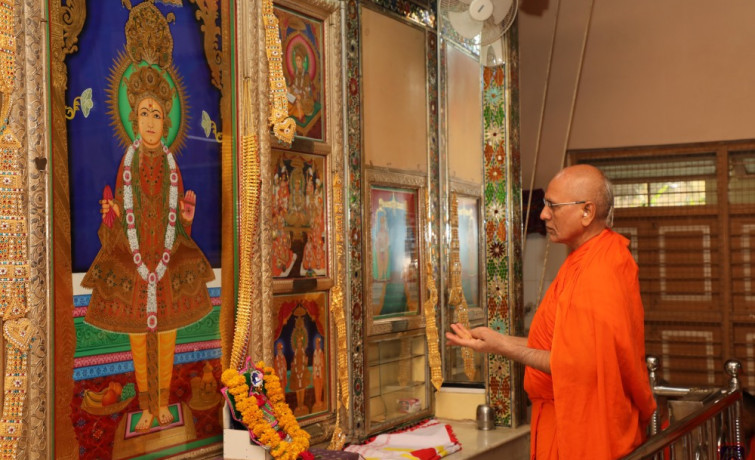 Shree Swaminarayan Mandir Palli – 46th Patotsav